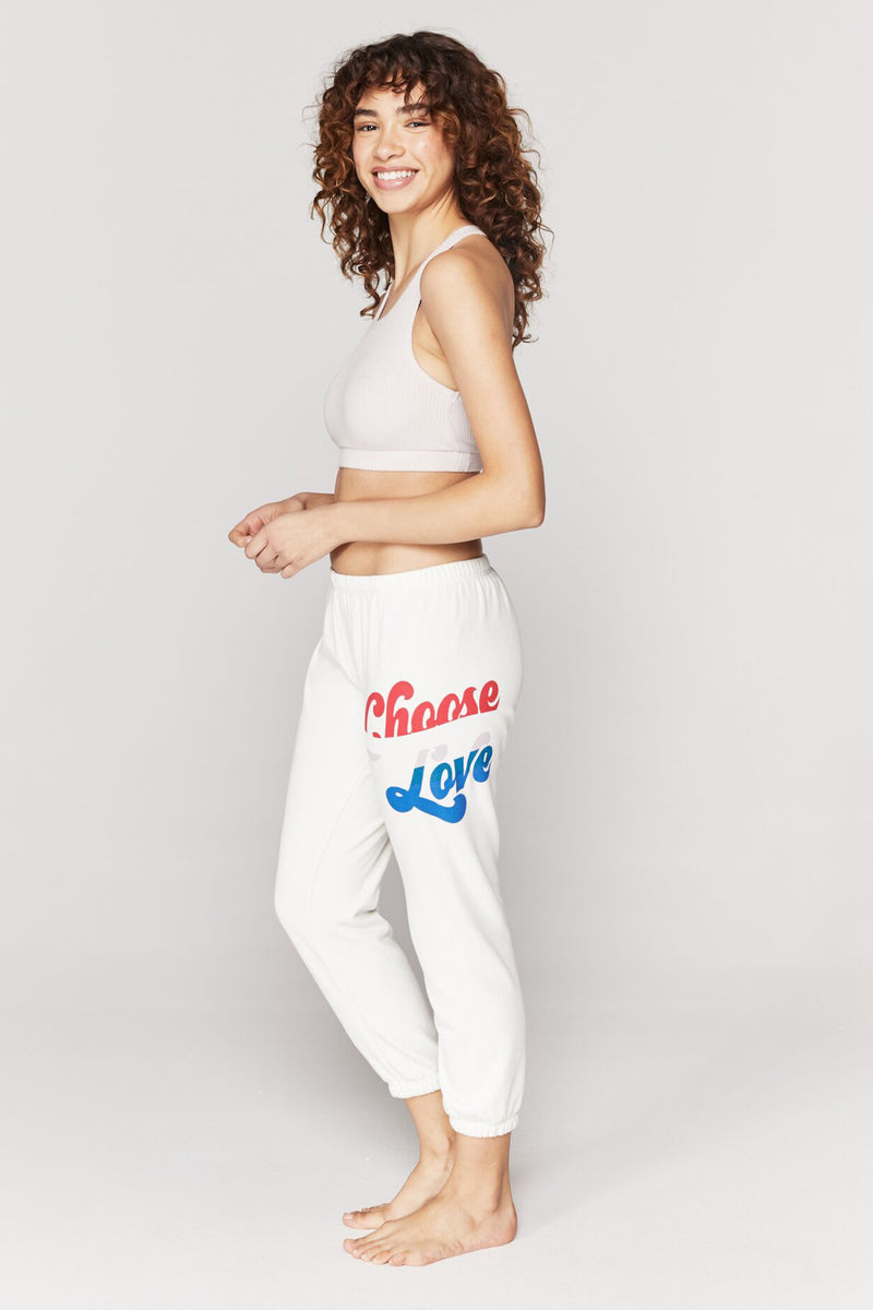 Choose Love Perfect Sweatpant