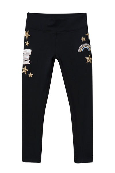 PATCH PARTY KIDS ACTIVE LEGGING - Spiritual Gangster
