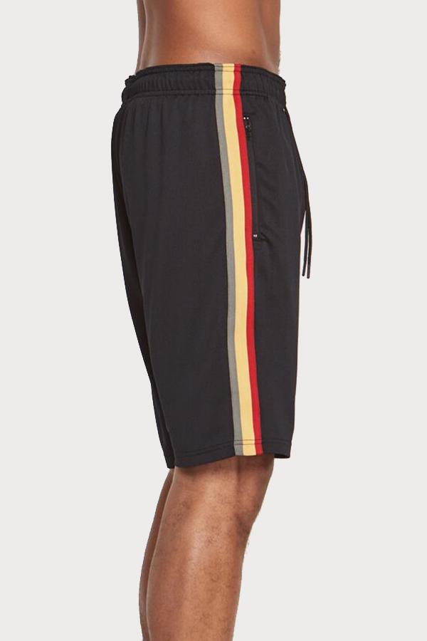 GOALS MESH SHORT BLACK - Spiritual Gangster