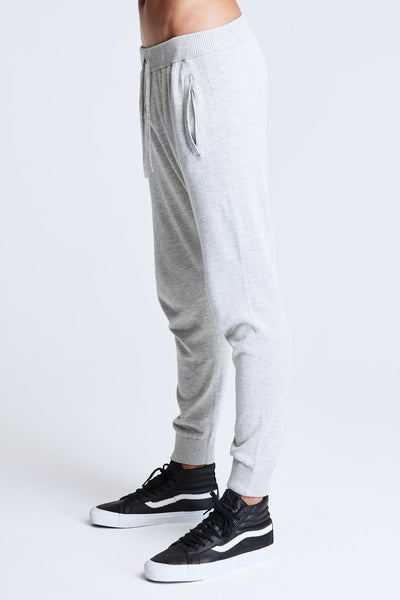PLANES JOGGER HEATHER GREY - Spiritual Gangster