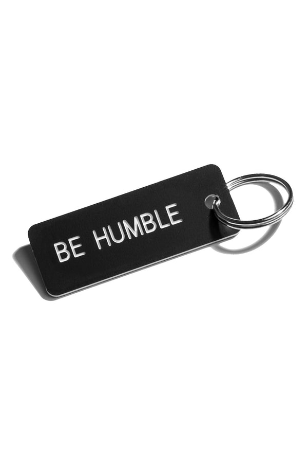 BE HUMBLE KEYTAG - Spiritual Gangster