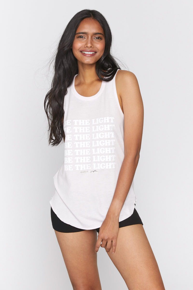 Be the Light Studio Tank