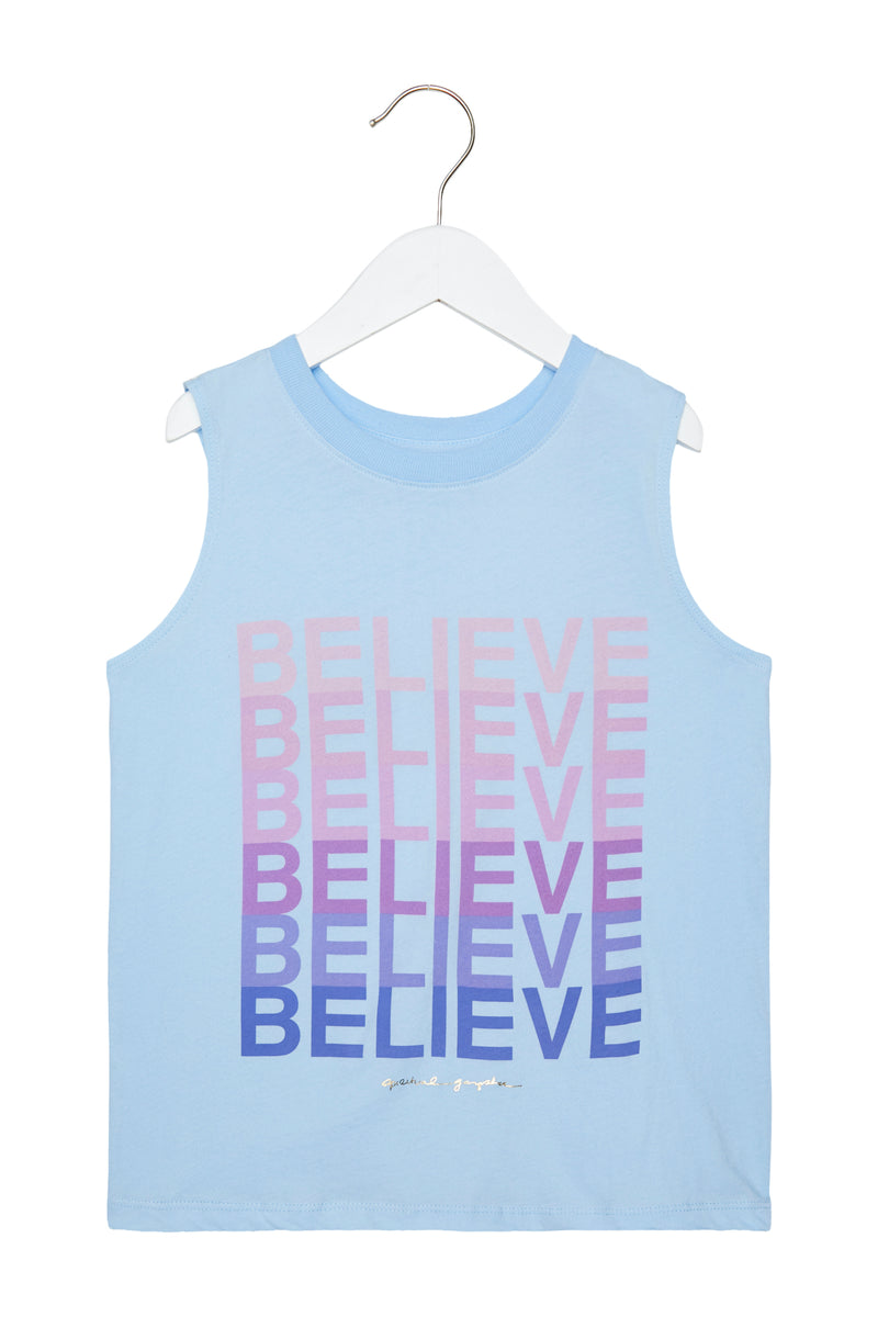 Believe Kids Tank