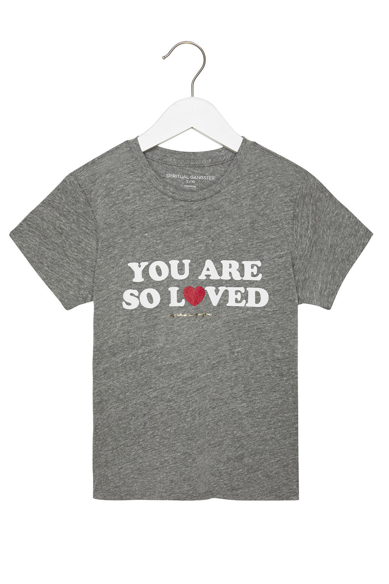 You Are So Loved Kids Tee