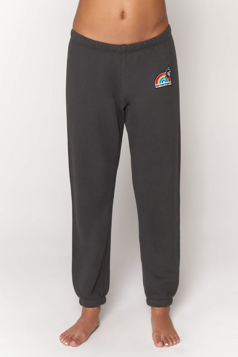 SG Rainbow Perfect Terry Sweatpant