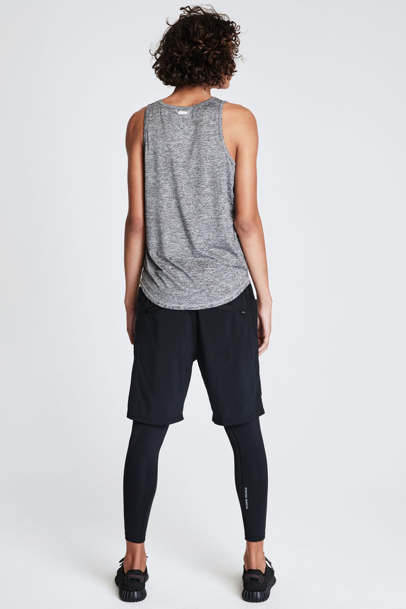 IGNITE ACTIVE TANK HEATHER GREY