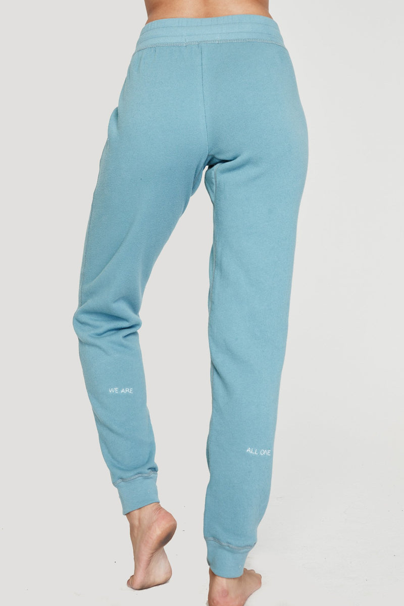 LOVE NOTE MUSE PANT OCEAN