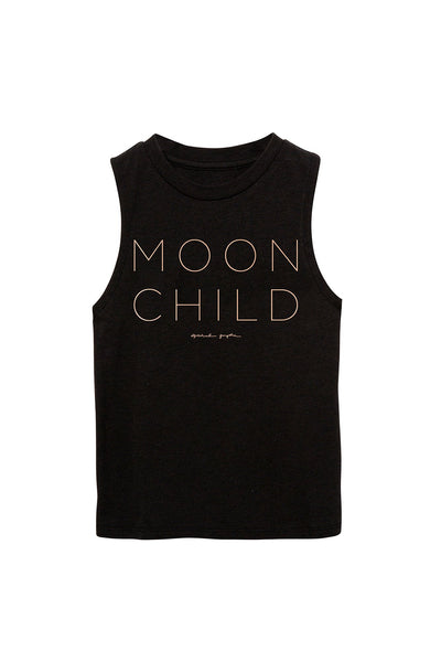 MOON CHILD KIDS TANK - Spiritual Gangster