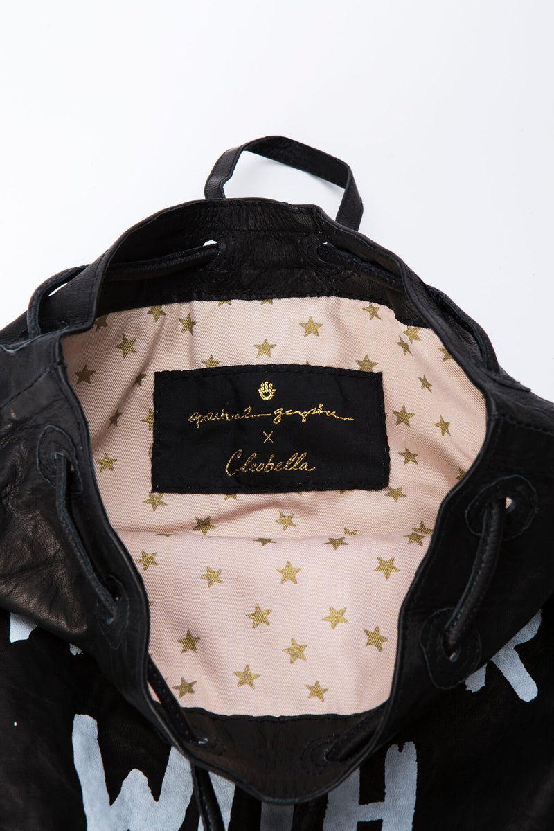 SG X CLEOBELLA WANDER BACKPACK BLACK