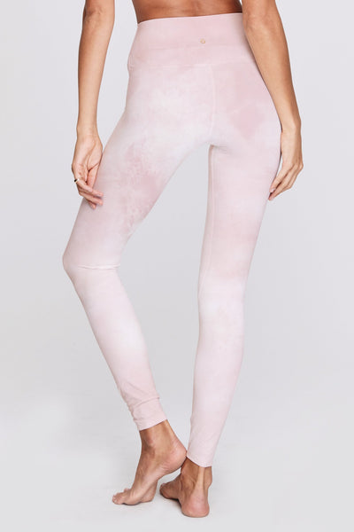 PINK CLOUD ACTIVE LEGGING - Spiritual Gangster