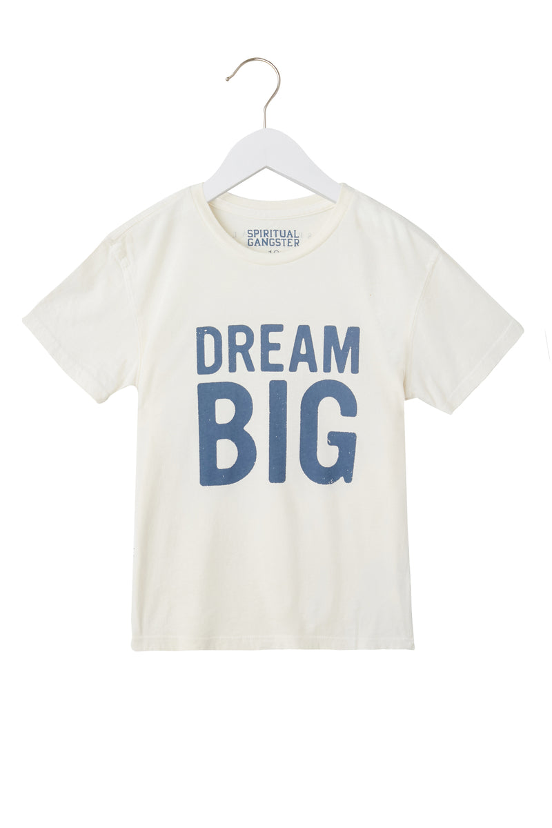 DREAM BIG KIDS TEE