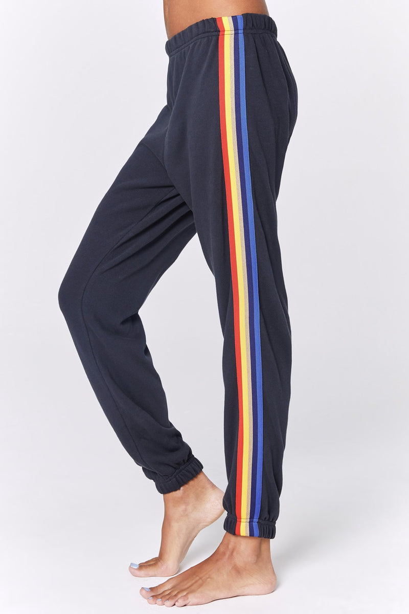 STRIPED SESSIONS SWEATPANT