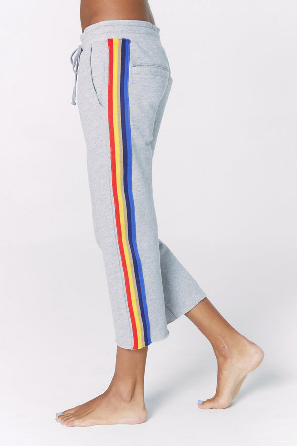 CROPPED ESSENTIAL SWEATPANT