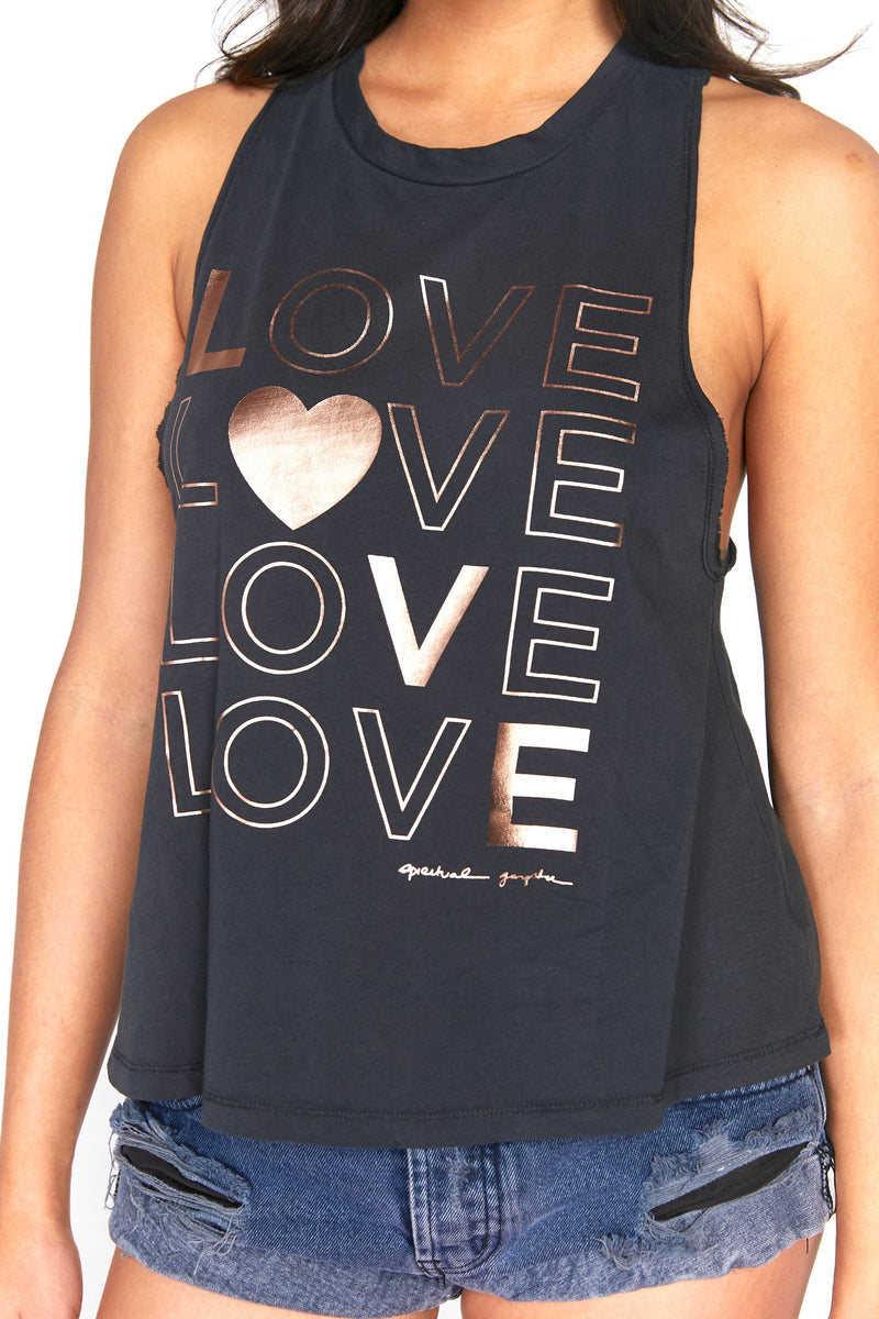 LOVE RACERBACK SWING TANK