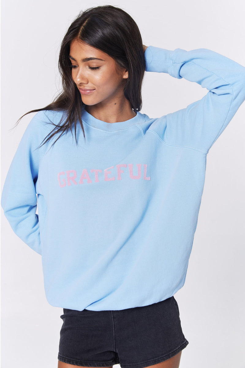 GRATEFUL CLASSIC CREW SWEATSHIRT