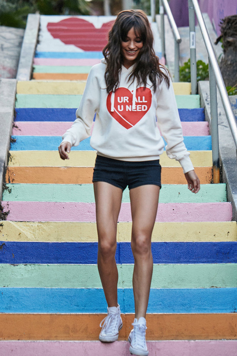 AMBERELLA x SG UR ALL YOU NEED RAGLAN HOODIE
