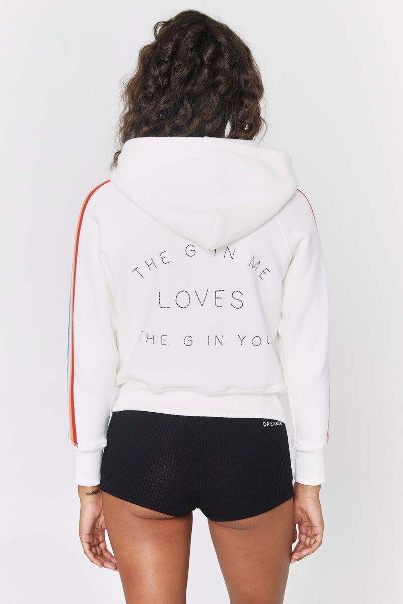 G in Me Perfect Zip Hoodie