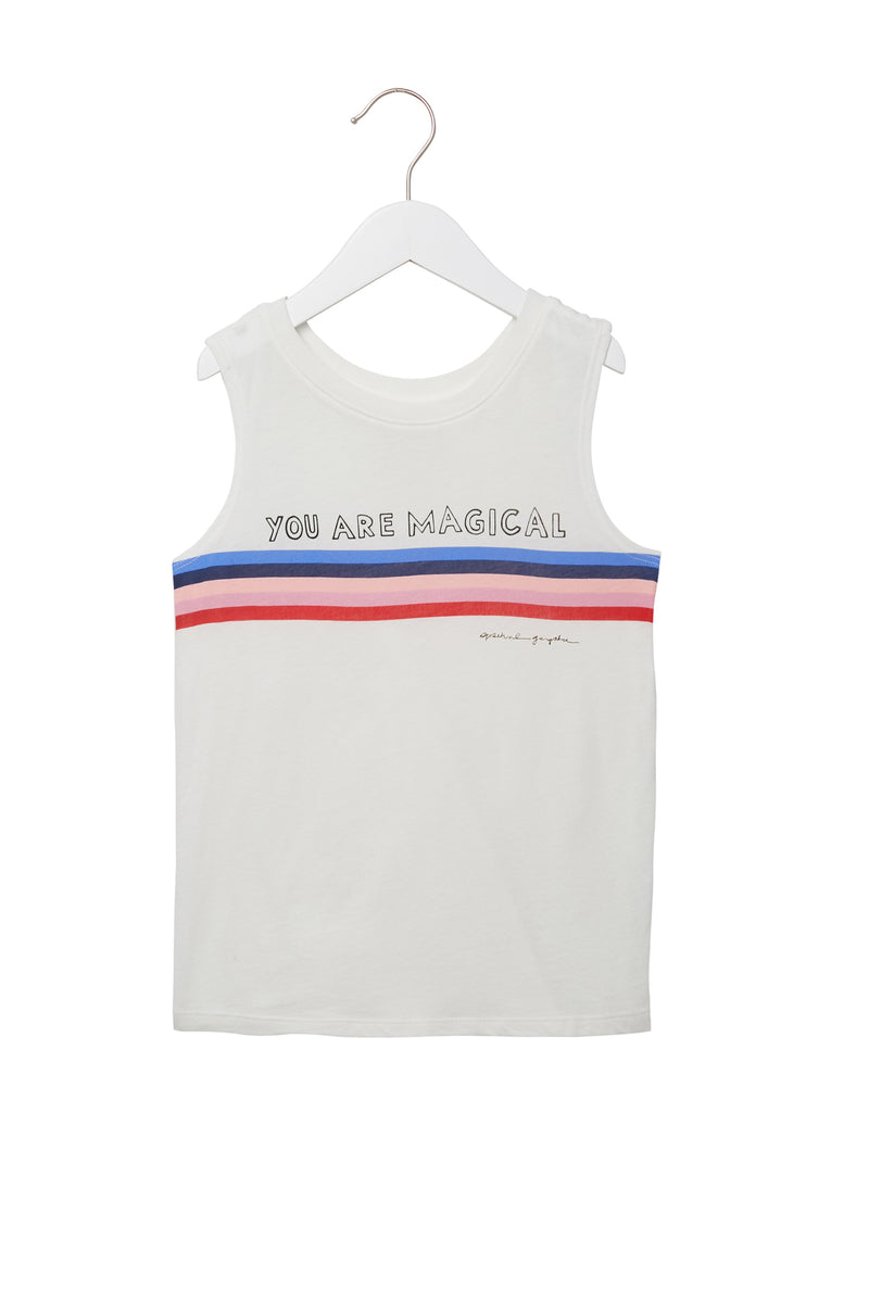 YOU ARE MAGICAL KIDS TANK