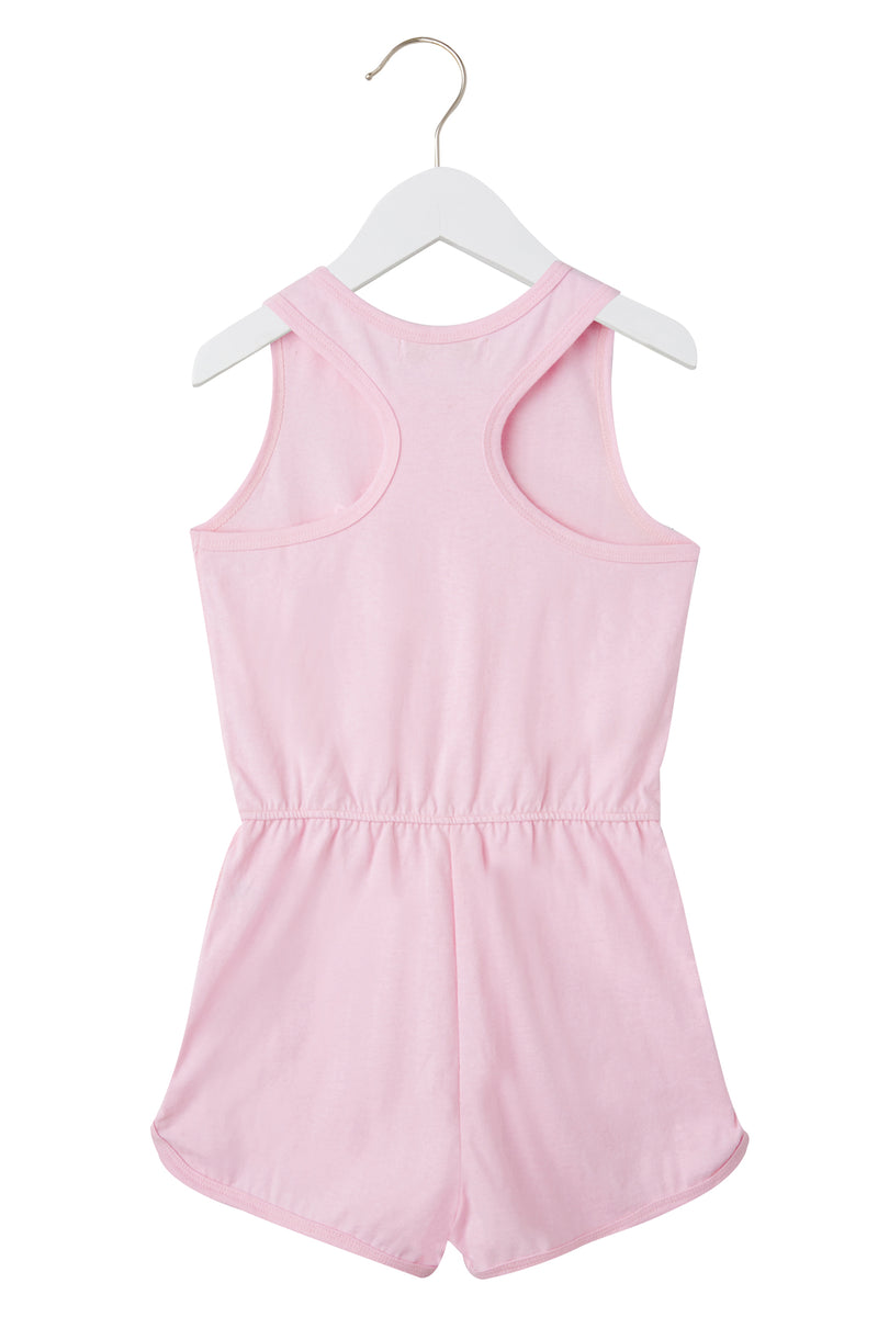 You Are the Light Girls Romper