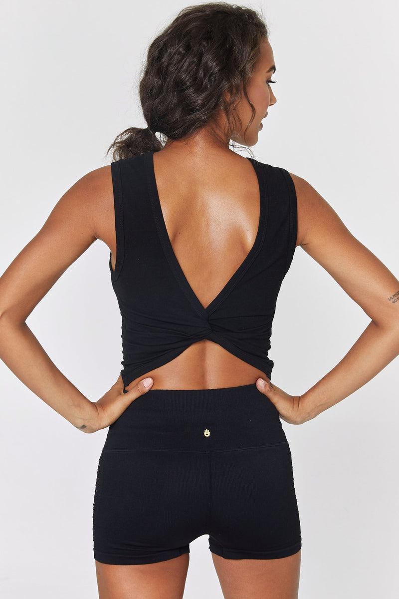 TWISTED OPEN BACK REVERSIBLE TANK