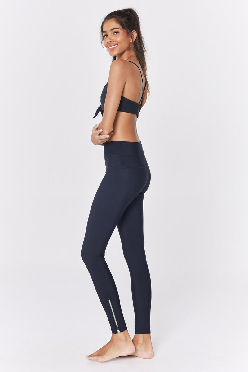 COMPRESSIVE HIGH WAIST ACTIVE TRACK TIGHT