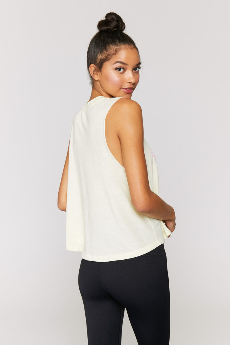 Sunshine Crop Tank