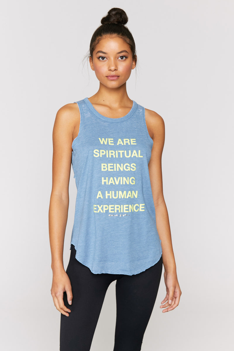 Spiritual Beings Studio Tank