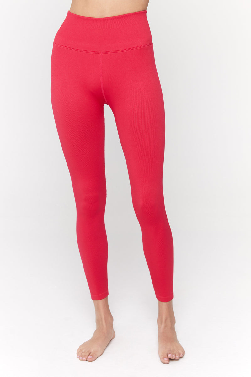 Loved Legging Cherry