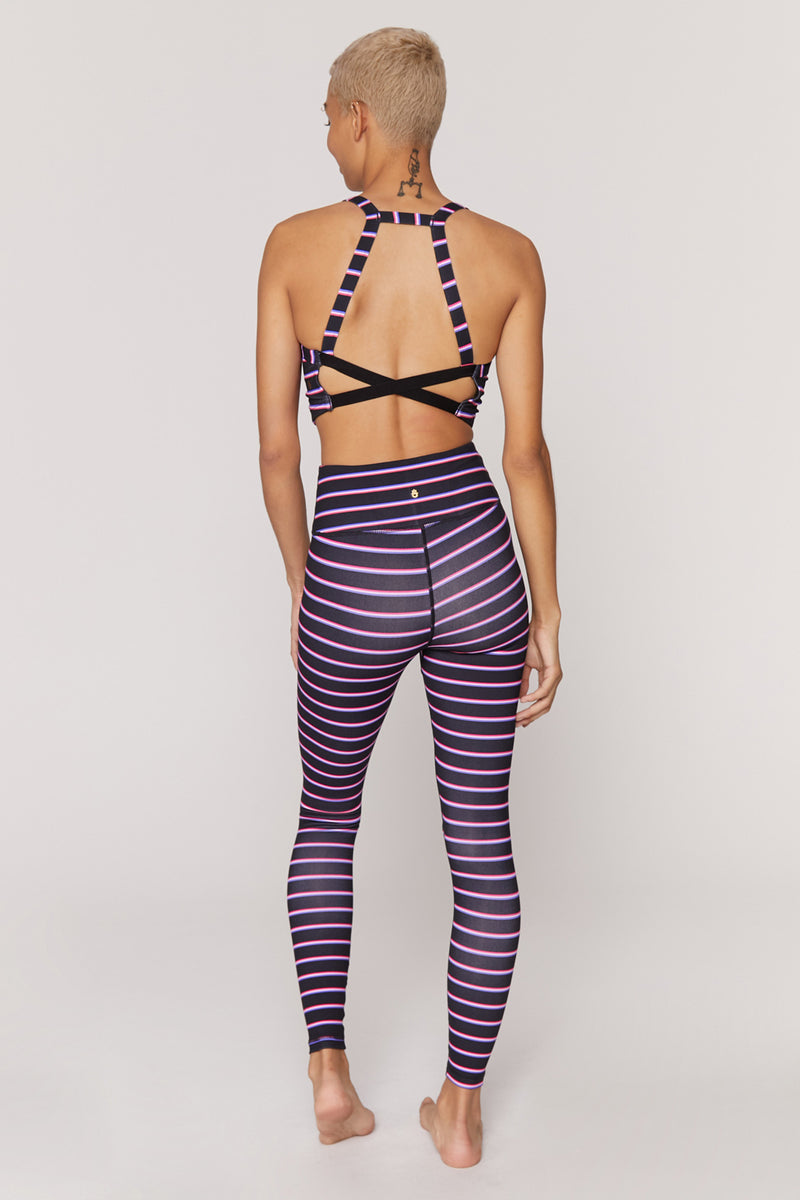 Striped Essential Legging