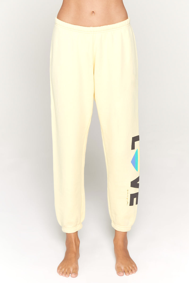 LOVE PERFECT TERRY SWEATPANT