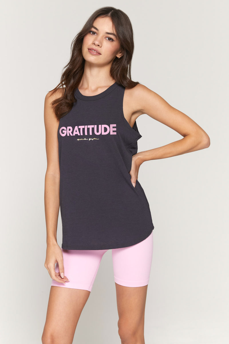 GRATITUDE MOVEMENT TANK