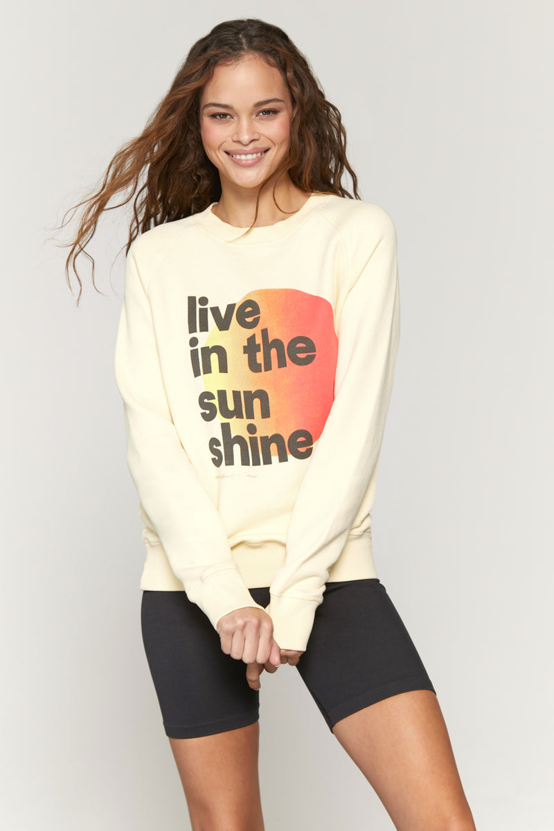 SUNSHINE OLD SCHOOL PULLOVER