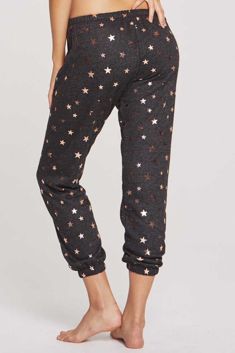 STARRY VIBES CROPPED SWEATPANT