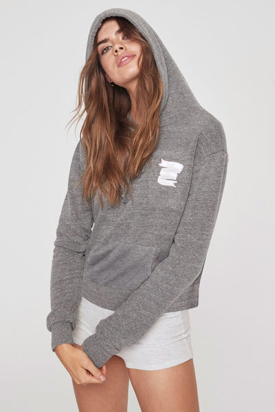 MANIFEST SUNDOWN HOODIE HEATHER GREY - Spiritual Gangster