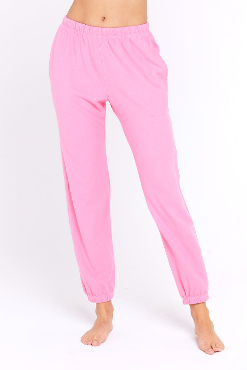 LOVE IS ALL YOU NEED HACCI SWEATPANT