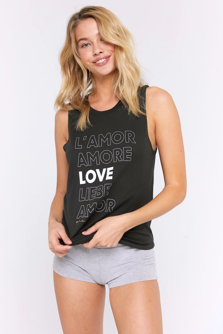 Amore Muscle Tank