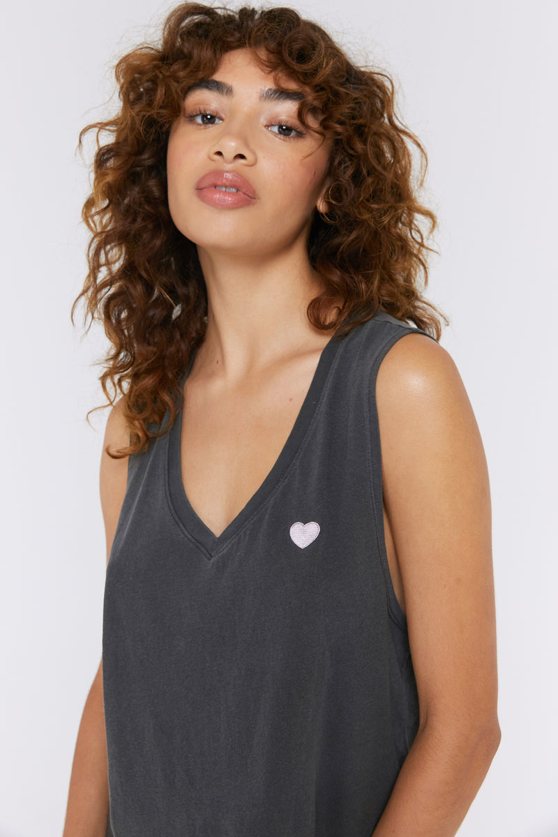 LOVE IS ALL WE NEED DEEP V TANK