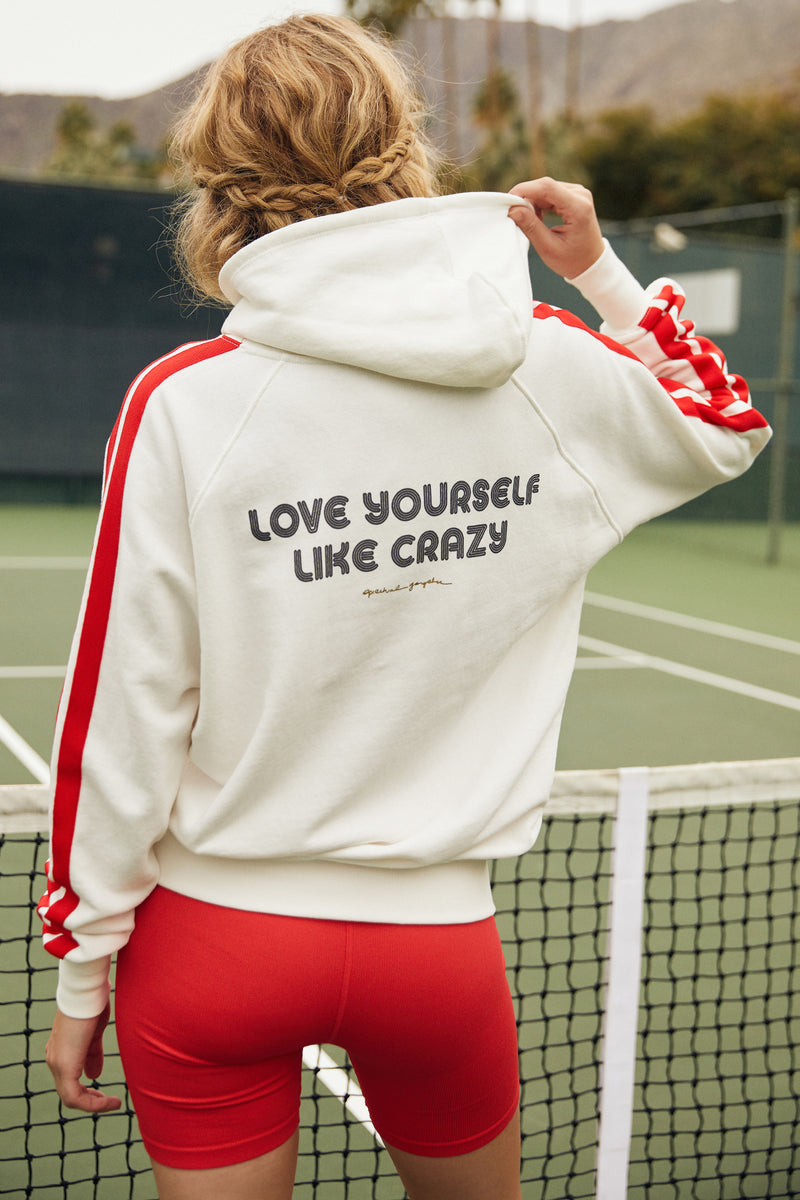 LOVE YOURSELF CLASSIC HOODIE
