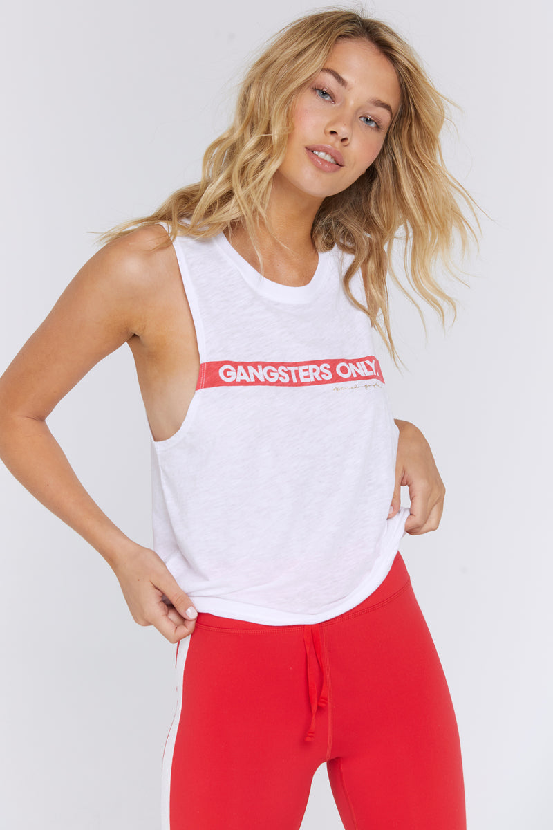 GANGSTERS ONLY KARISSA ACTIVE TANK