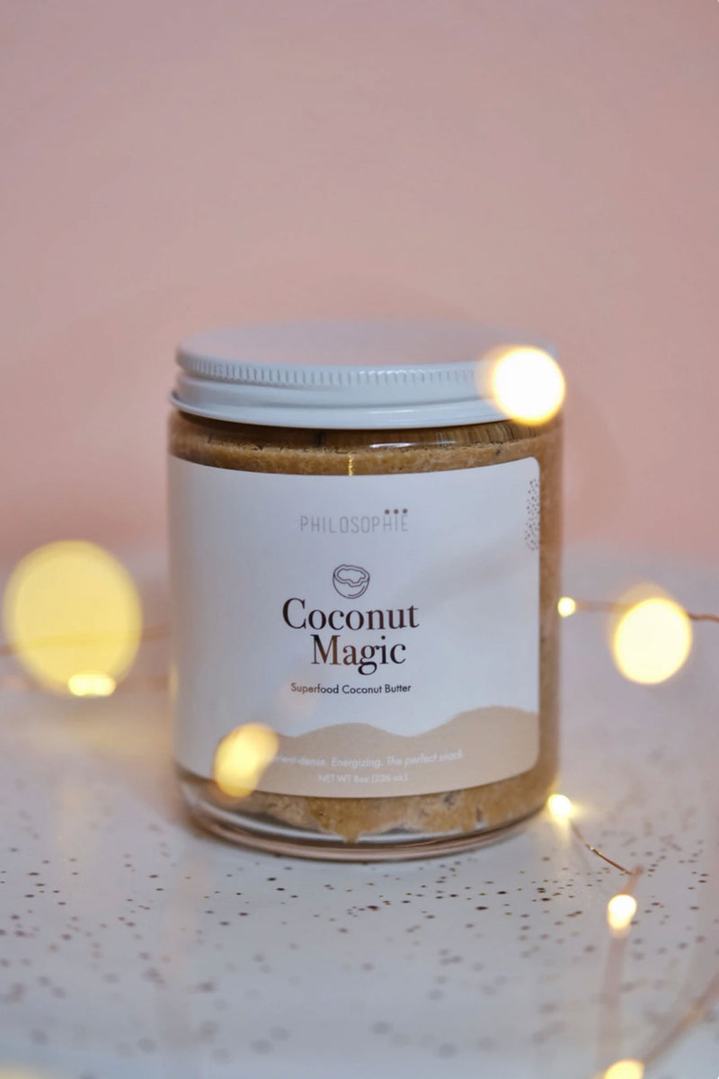 Superfood Coconut Butter