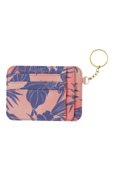 Sunset Lotus Card Holder - Spiritual Gangster