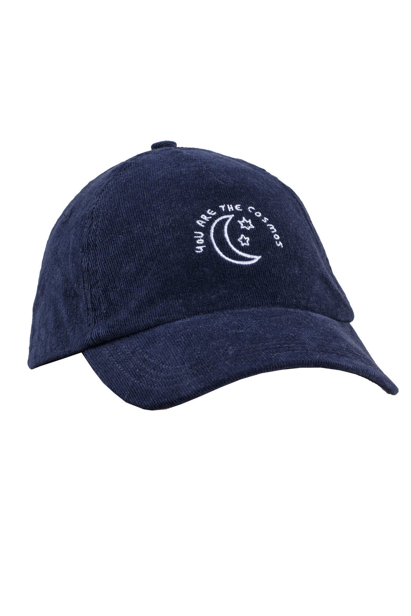 You Are the Cosmos Corduroy Hat