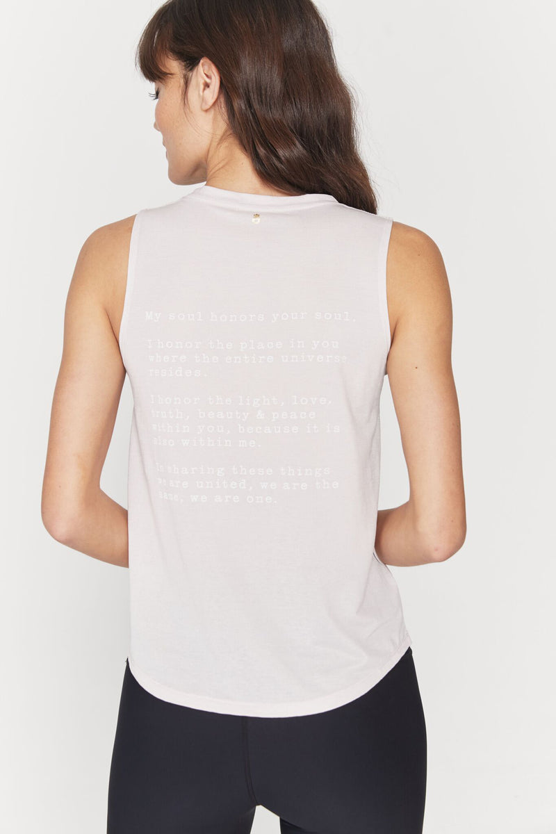 NAMASTE ACTIVE MUSCLE TANK
