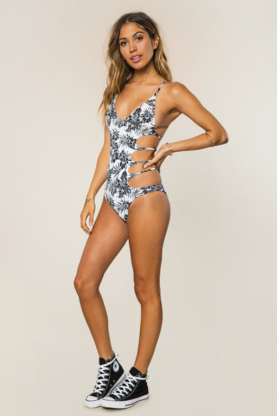 Chakra Swim One Piece Island Lotus - Spiritual Gangster