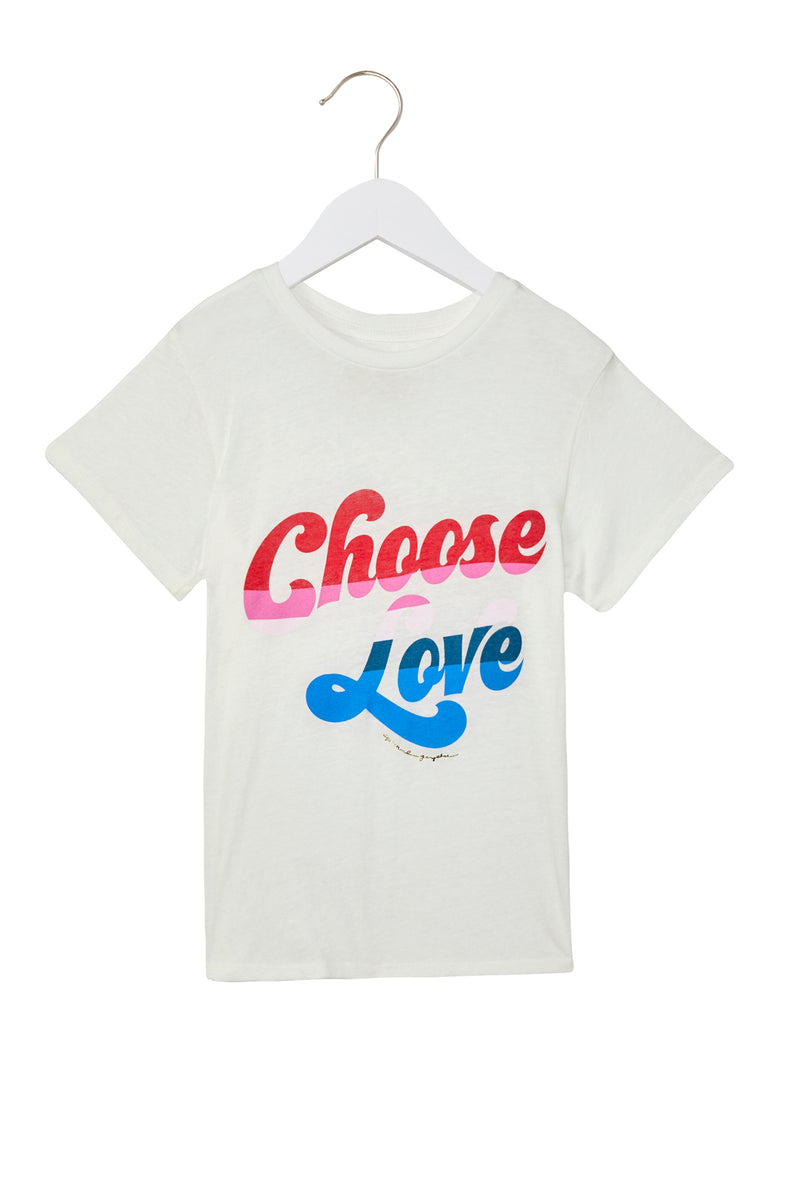Choose Love Kids Tee