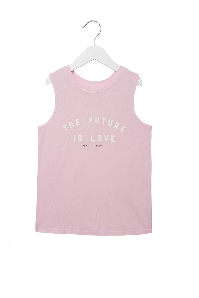 THE FUTURE IS LOVE KIDS TANK