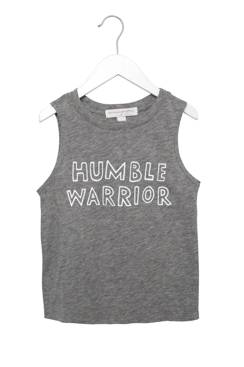 Humble Warrior Kids Tank
