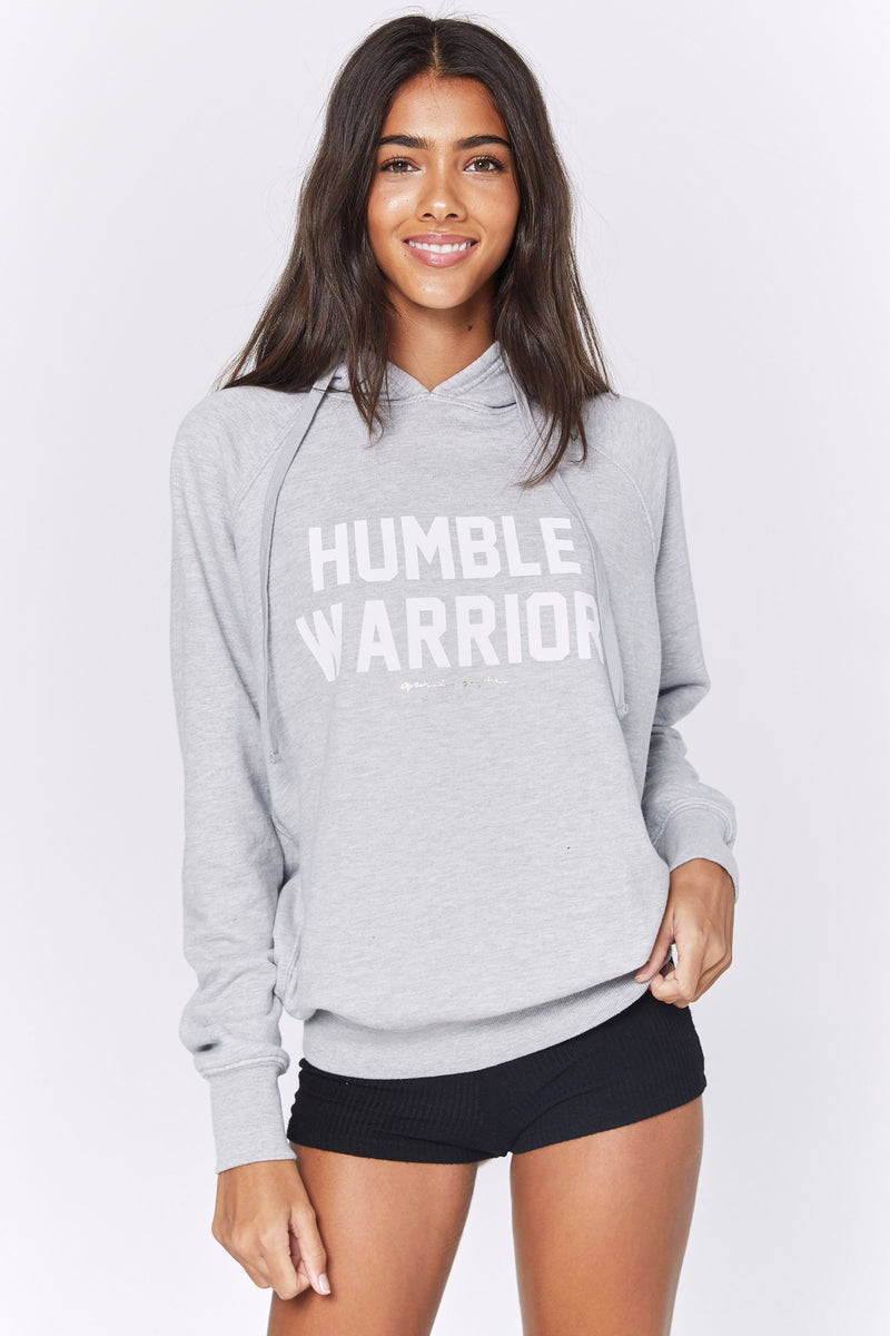 HUMBLE WARRIOR PULLOVER HOODIE