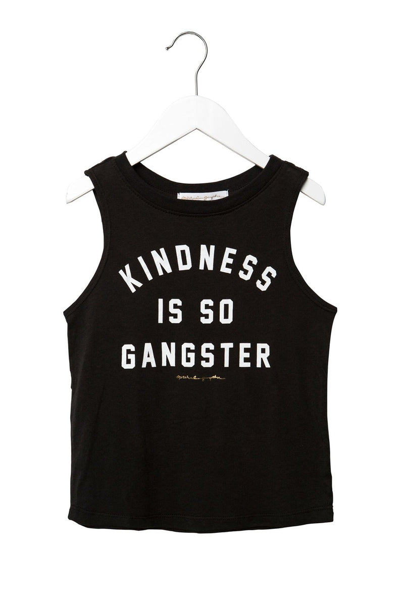 KINDNESS IS SO GANGSTER KIDS TANK