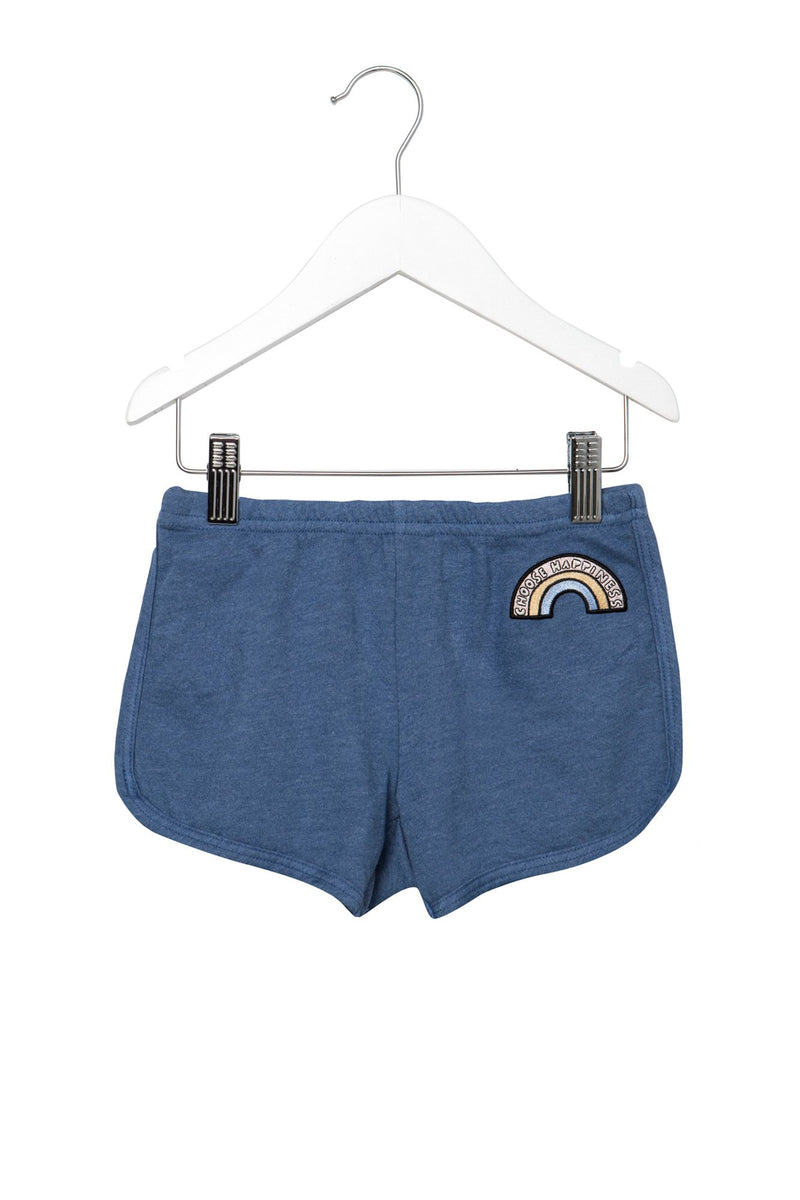 Rainbow Kids Asana Short